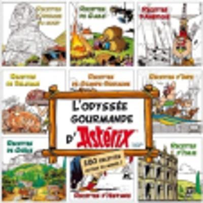 Hachette Pratique: L'odyssee Gourmande D'asterix (Paperback)