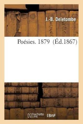 Po�sies. 1879 - Litterature (Paperback)