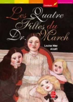 Les quatre filles du Docteur March (Paperback)