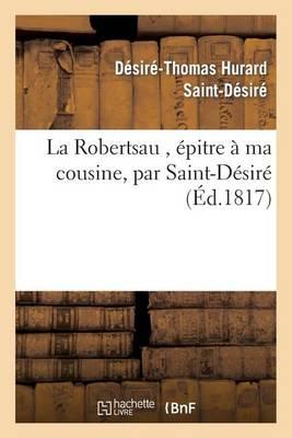 La Robertsau, �pitre � Ma Cousine - Litterature (Paperback)