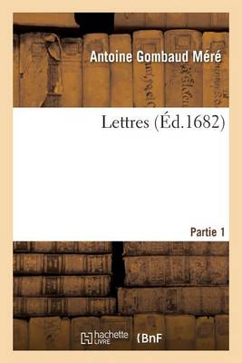 Lettres. Partie 1 - Litterature (Paperback)