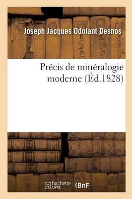 Pr�cis de Min�ralogie Moderne - Litterature (Paperback)