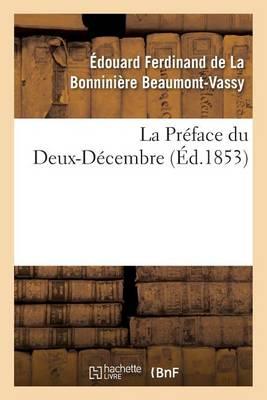 La Pr�face Du Deux-D�cembre - Litterature (Paperback)