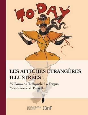 Affiches Etrangeres Illustrees - Beaux Livres / Art (Paperback)