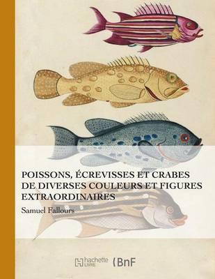 Poissons crevisses Et Crabes - Beaux Livres / Sciences (Paperback)