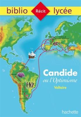 Candide Ou L'Optimisme (Paperback)
