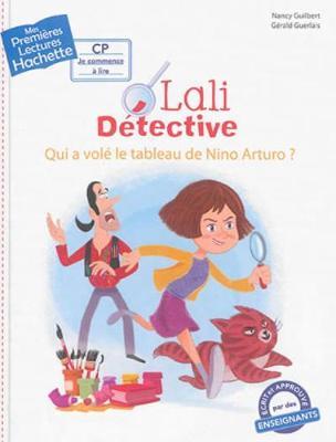 Lali detective: qui a vole le tableau de Nino Arturo (Paperback)