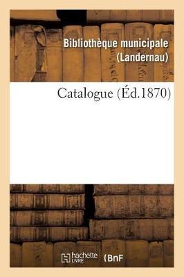 Catalogue (Paperback)