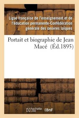 Portait Et Biographie de Jean Mac� - Sciences Sociales (Paperback)