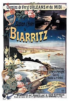 Carnet Lign�, Biarritz Station d'Hiver - Bnf Monuments (Paperback)