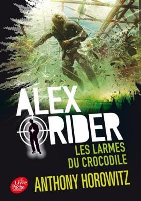 Alex Rider 8/Les larmes du crocodile (Paperback)