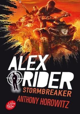 Alex Rider 1/Stormbreaker: French Language (Paperback)