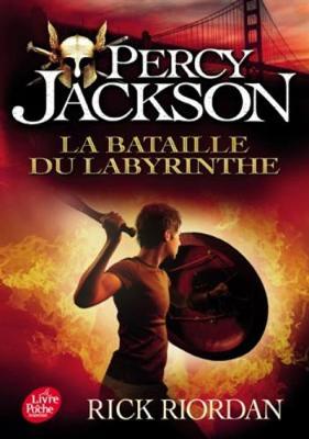 Percy Jackson 4/La bataille du labyrinthe (Paperback)