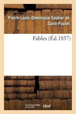 Fables, - Litterature (Paperback)