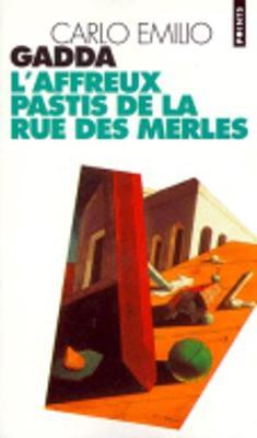 L'Affreux Pastis De La Rue Des Merles (Paperback)