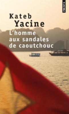 L'Homme Aux Sandale De Caoutchouc (Paperback)