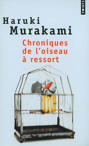 Chroniques De L'oiseau a Ressort (Paperback)