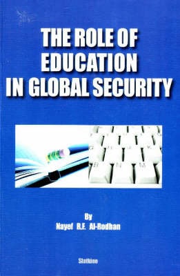 The Role of Education in Global Security (Paperback)