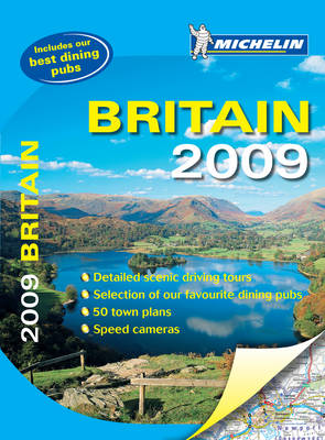 Atlas Britain 2009 - Michelin Tourist and Motoring Atlases 20110 (Spiral bound)