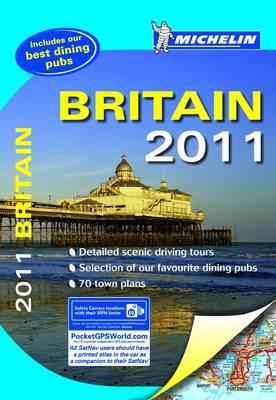 Atlas Britain 2011 - Michelin Tourist and Motoring Atlases (Spiral bound)
