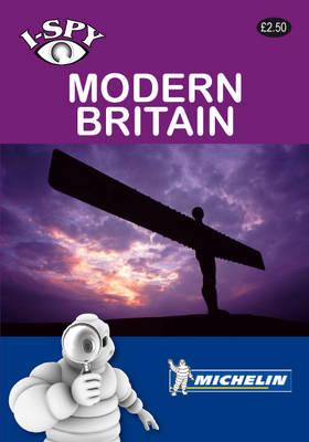 i-SPY Modern Britain - Michelin i-Spy Guides (Paperback)