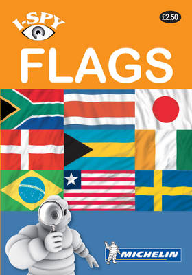 i-Spy Flags - Michelin i-Spy Guides (Paperback)