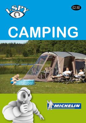 i-SPY Camping - Michelin i-Spy Guides (Paperback)