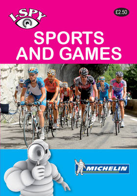 i-SPY Sports and Games - Michelin i-Spy Guides (Paperback)