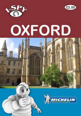 i-SPY Oxford - Michelin i-SPY Guides (Paperback)