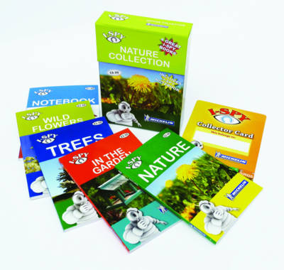 I-Spy Nature Collection - Michelin I-Spy Guides