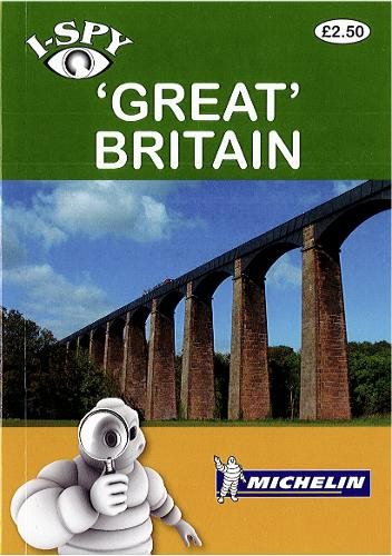 i-SPY Great' Britain - Michelin i-SPY Guides (Paperback)