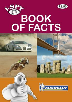 i-SPY Book of Facts - Michelin i-SPY Guides (Paperback)
