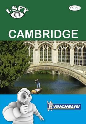 i-SPY Cambridge - Michelin i-SPY Guides (Paperback)