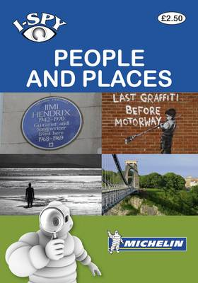 i-SPY People and Places - Michelin i-SPY Guides (Paperback)