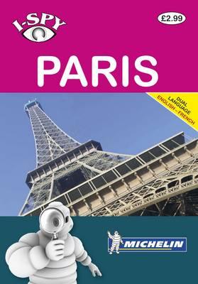 i-SPY Paris (dual language) - Michelin i-SPY Guides (Paperback)