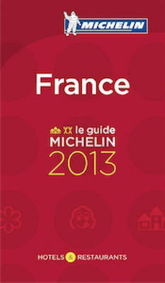 France 2013 - Michelin Tourist and Motoring Atlases (Paperback)