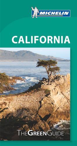 California - Michelin Green Guides (Paperback)