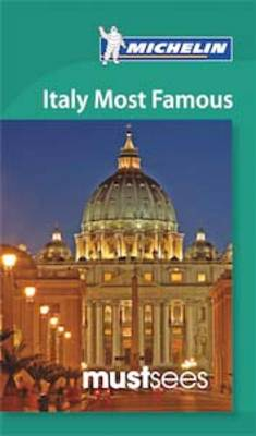 Italy Most Famous Must Sees (Paperback)
