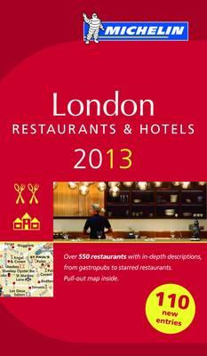 Michelin Guide London 2013 - Michelin Guides (Paperback)