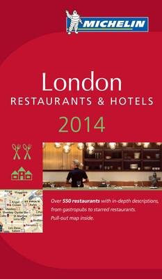 Michelin Guide London 2014 - Michelin Guides (Paperback)