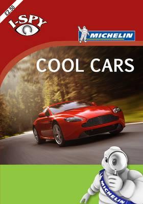 i-SPY Cool Cars - Michelin i-SPY Guides (Paperback)