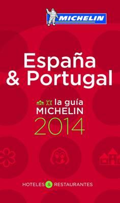Espana & Portugal 2014 - Michelin Guides (Paperback)