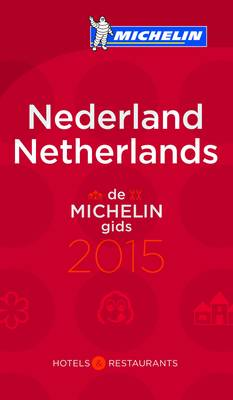 Netherlands 2015 - Michelin Guides (Paperback)