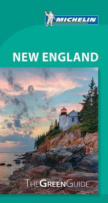 New England - Green Guide (Paperback)