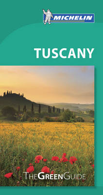 Green Guide Tuscany - Michelin Green Guide (Paperback)