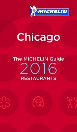 2016 Red Guide Chicago (Paperback)