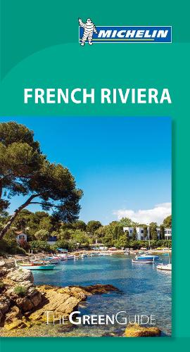 French Riviera - Michelin Green Guide: The Green Guide - Michelin Tourist Guides (Paperback)