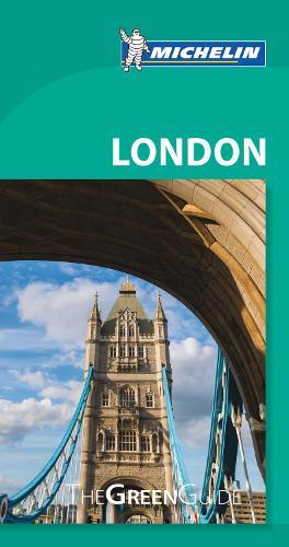 London - Michelin Green Guide: The Green Guide - Michelin Tourist Guides (Paperback)