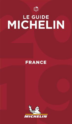 France - The MICHELIN guide 2018 2018 - Michelin Hotel & Restaurant Guides (Paperback)