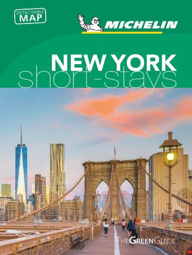 Michelin Green Guide Short Stays New York City - Green Guide Short Stays (Paperback)